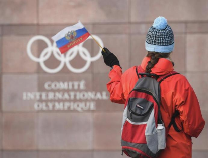 In banning Russia 2018 Winter Games IOC has moved - it's Fifa did
