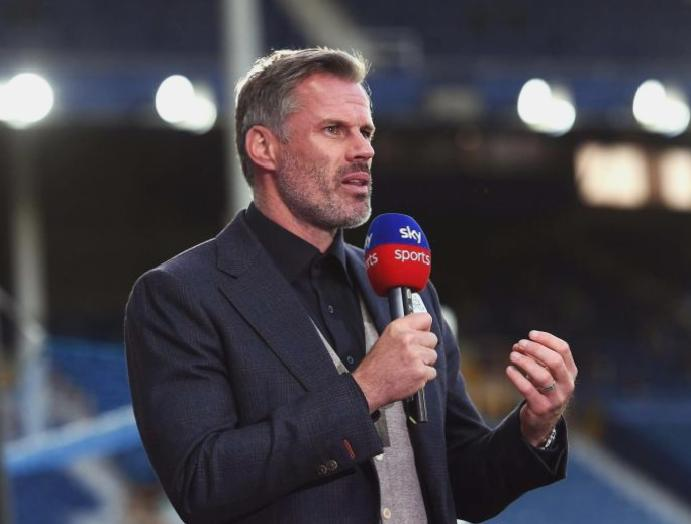 Jamie Carragher delighted proven giving Liverpool Premier League 10 years