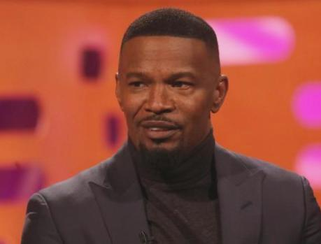 Jamie Foxx stuns Graham Norton Show viewers 'incredibly powerful'