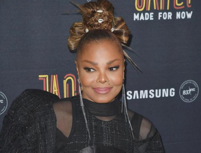 Janet Jackson recalls having 50 describes 'the all'