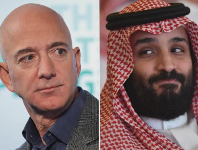 Jeff Bezos's been hacked receiving WhatsApp Saudi crown prince MBS, UN experts