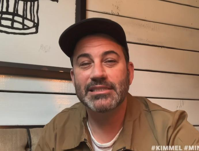 Jimmy Kimmel aims 'racist' Trump coronavirus monologue