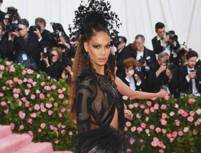 Joan Smalls opens 'token girl'