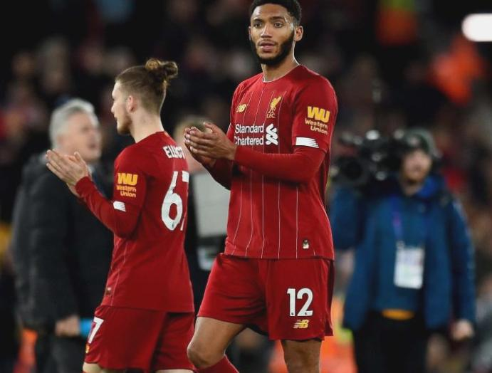 Joe Gomez urges Jurgen Klopp first-team Liverpool stars FA Cup derby Everton