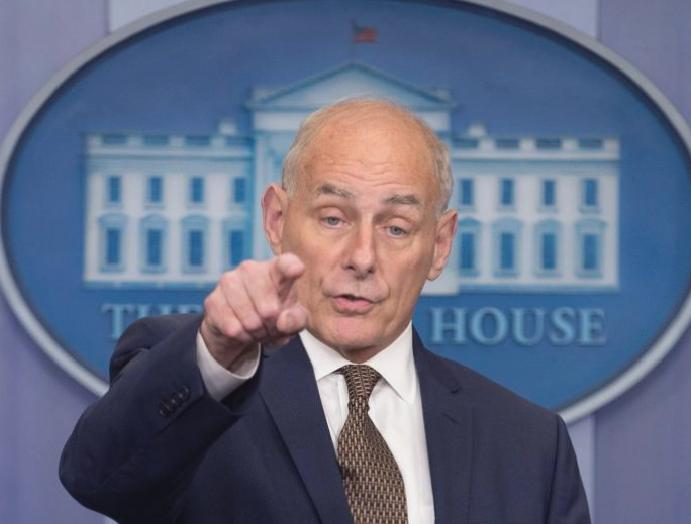 John Kelly unloads Trump immigration, North Korea Ukraine unusually candid remarks