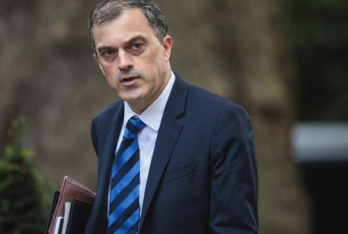 Julian Smith sacked Northern Ireland weeks Stormont restored