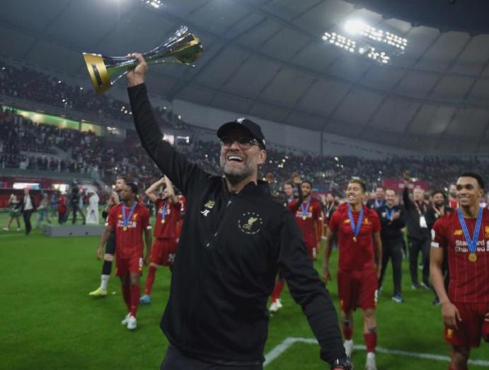 Jurgen Klopp exhausted Liverpool 'incredible' Club World Cup
