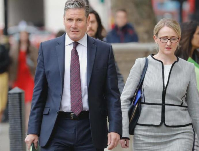 Keir Starmer faces left-wing rebellion 'significant disagreement' Rebecca Long-Bailey sacking