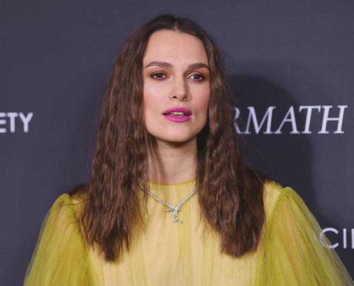 Keira Knightley says won't nude scenes are uploaded porn websites