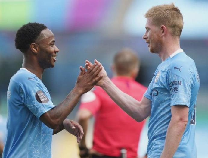 Kevin De Bruyne produces virtuoso Man City Norwich