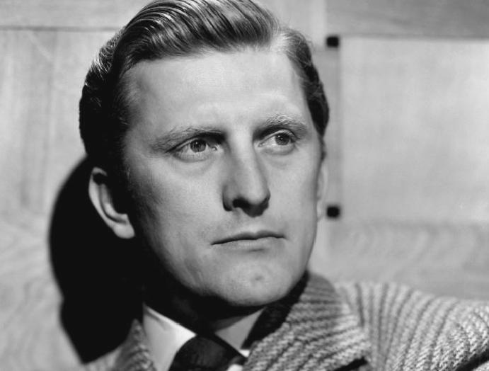 Kirk Douglas: Hollywood commanding lit scores roles