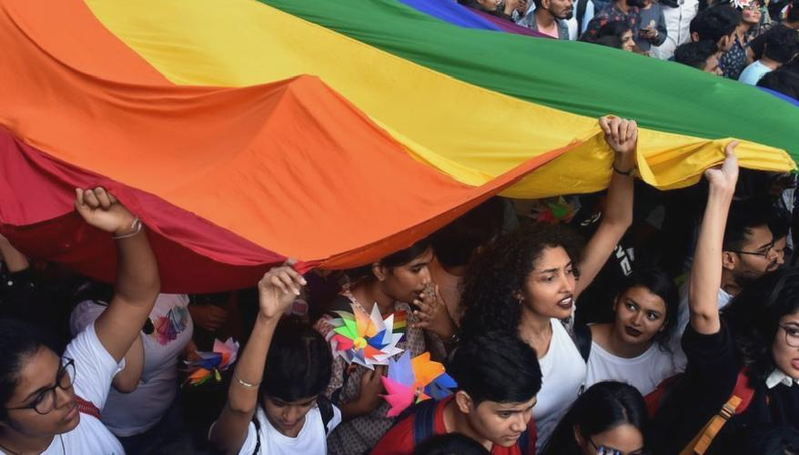 LGBT India: What it's months was decriminalised