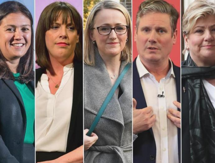 Labour leadership: Candidates clash Liverpool hustings Keir Starmer takes