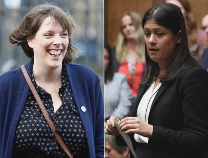 Labour leadership: Jess Phillips Lisa Nandy campaigns Jeremy Corbyn