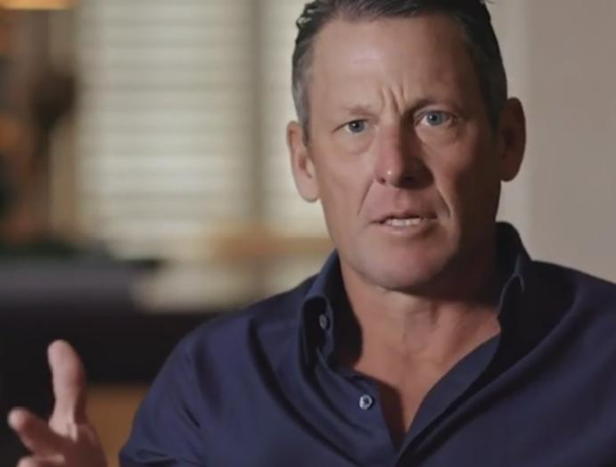 Lance Armstrong claims doping caused testicular