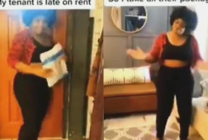 Landlord says viral TikTok taking tenant's packages was 'skit'