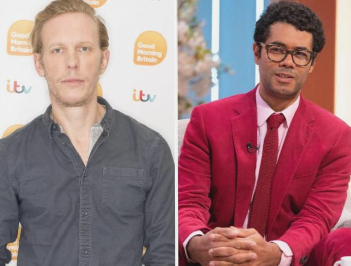 Laurence Fox reveals brother-in-law Richard Ayoade's furious Question Time