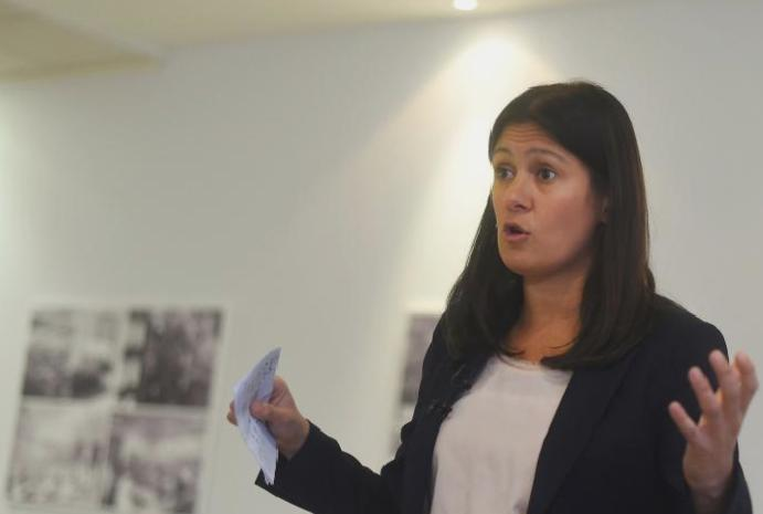 Leadership contender Lisa Nandy says voters Labour 'frightening'