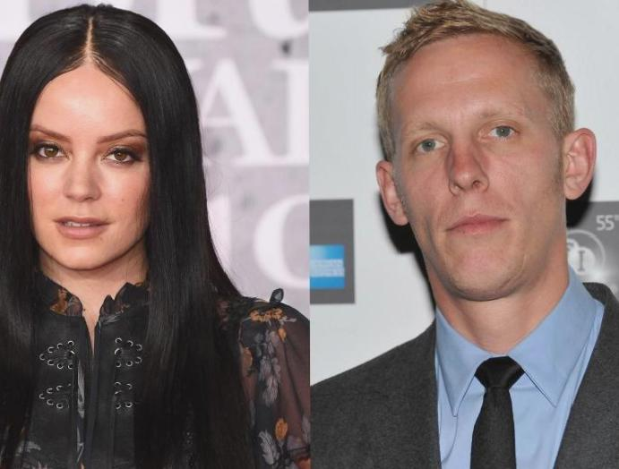 Lily Allen 'tells Laurence Fox acting'
