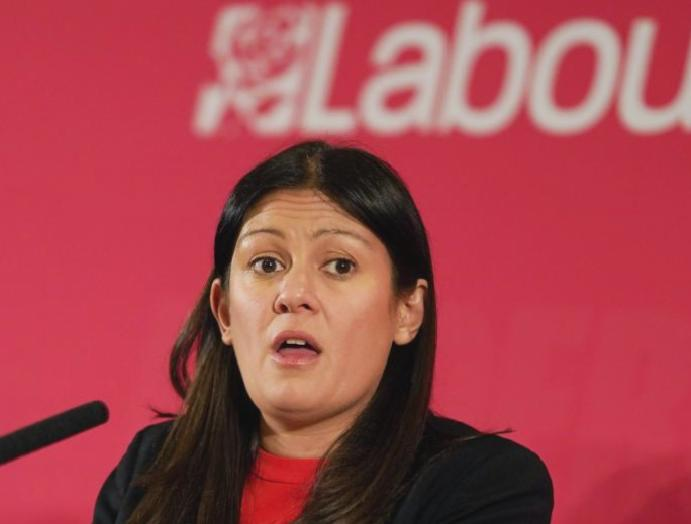 Lisa Nandy's chances winning Labour tremendously
