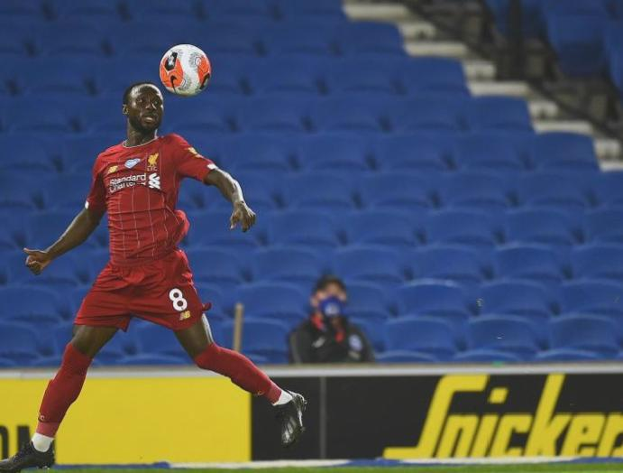 Liverpool's Virgil Dijk hoping 'world-class' Naby Keita stays