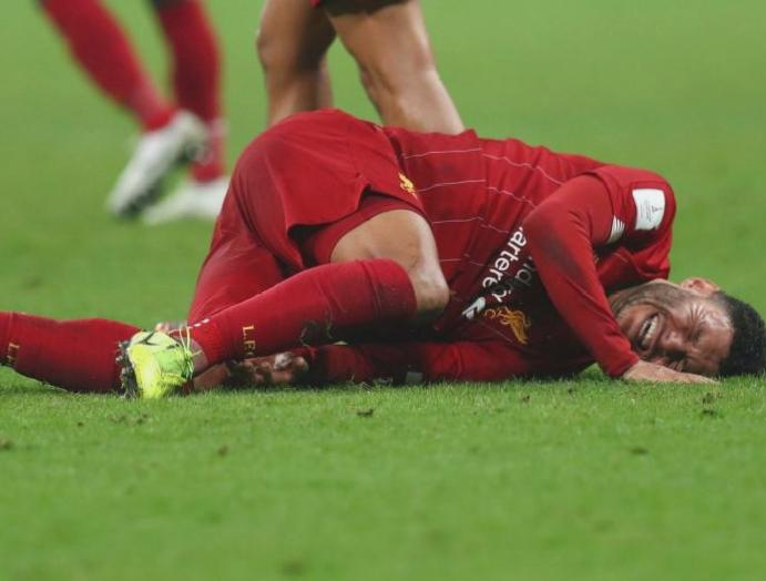 Liverpool's woes Alex Oxlade-Chamberlain sustains ligament