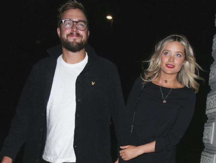 Love Island: Laura Whitmore Iain Sterling 'barely other' filming