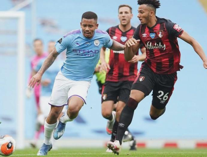 Man City Bournemouth LIVE: Latest score, goals updates Premier League fixture