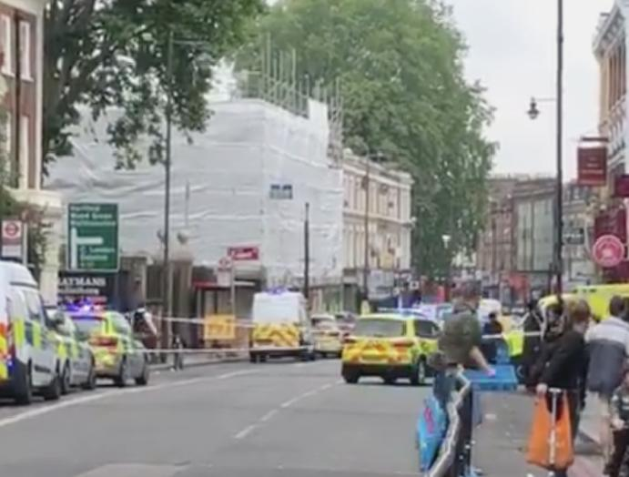 Man arrested Orthodox Jew stabbed London