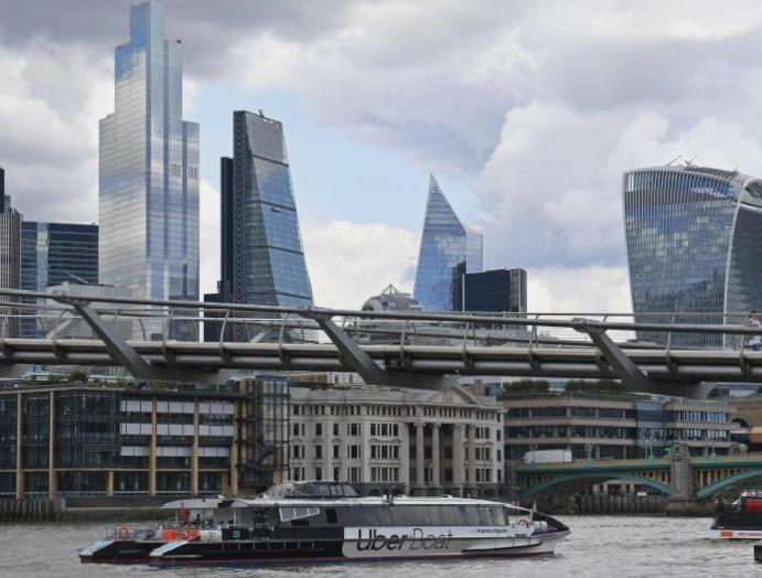Man charged stealing Thames Clipper miles-long