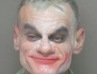 Man dressed Joker arrested making threats,