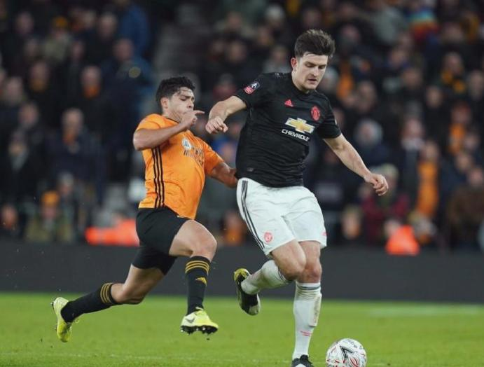 Manchester United Harry Maguire's Carabao Cup semi-final