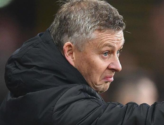 Manchester United: Ole Gunnar Solskjaer accepts are 'little further behind'