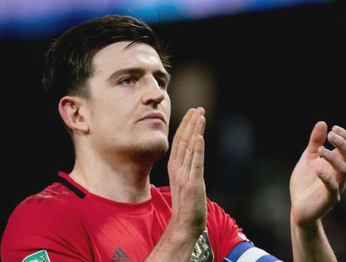Manchester United positives Man City defeat, insists Harry Maguire