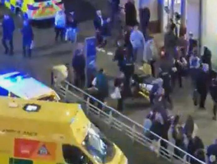 Manchester stabbing: 16-year-old knifed Arndale centre