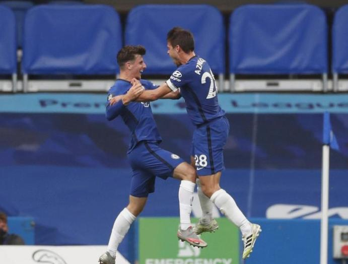 Mason Mount inspires Chelsea Wolves clinch Champions League