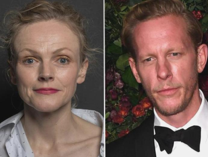 Maxine Peake tears Laurence Fox 'right wing' views accuses 'wanting attention'