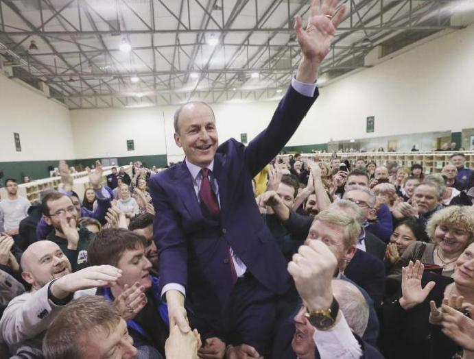 Micheal Martin: Who is Ireland's Taoiseach?