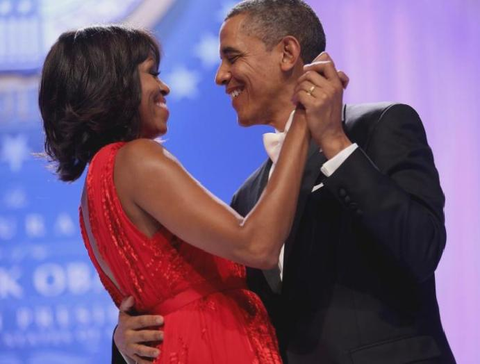 Michelle Obama reveals made Barack