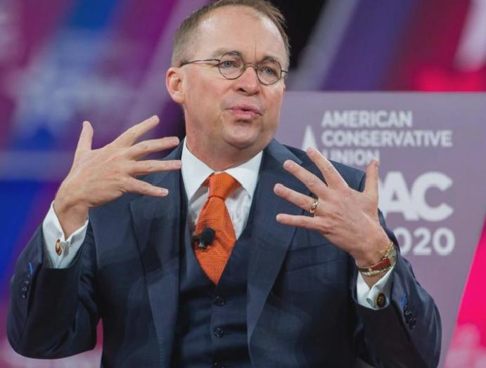 Mick Mulvaney: Trump fires acting appoints Mark Meadows