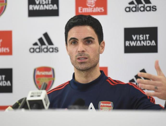 Mikel Arteta admits Arsenal Chelsea flickering top-four hopes