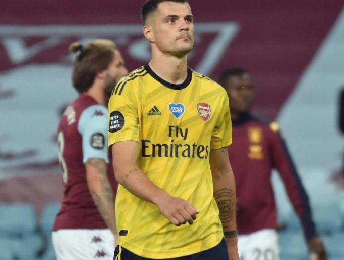 Mikel Arteta wants fans Granit Xhaka having 'convince' midfielder has Arsenal