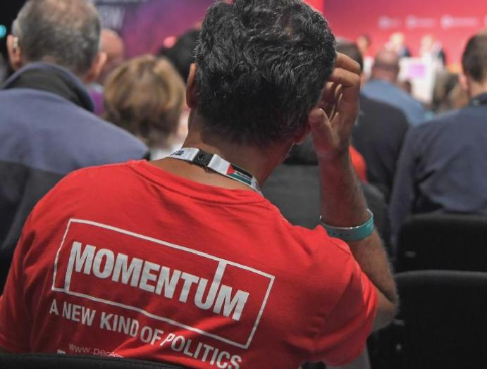 Momentum fined £16,000 breaches electoral 2017