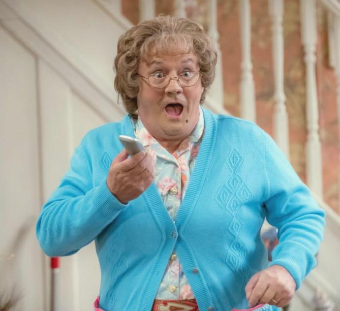 Mrs Brown's Boys is – doesn't awards?