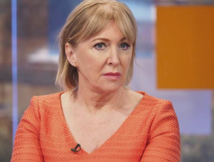 Nadine Dorries says 'writes 1,000 words day' further novelist becoming Tory