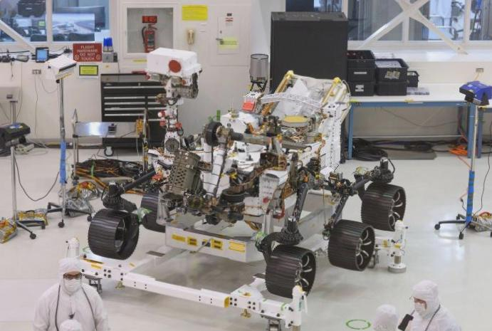 Nasa Mars launch: Why Perseverance rover agency's smartest strongest