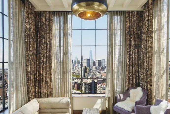 New York hotels: The places