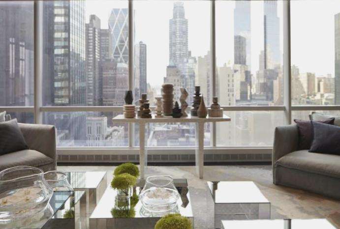 New York luxury hotels: The places