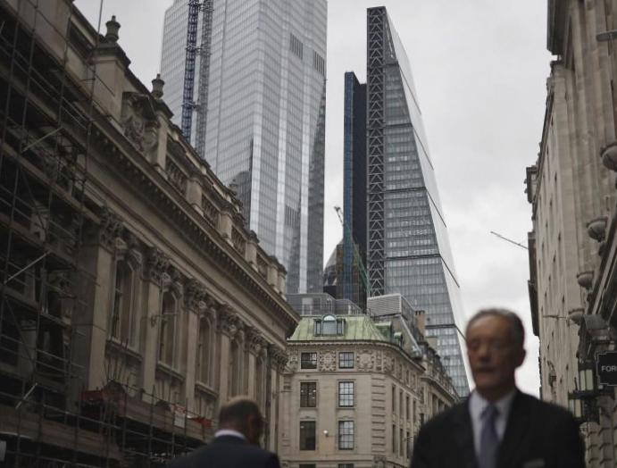 New York surges London world's hub Brexit undermines