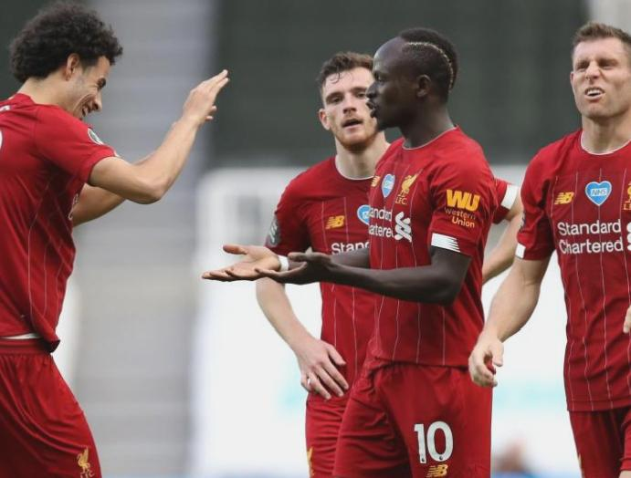 Newcastle Liverpool result: Sadio Mane seals fitting champions'